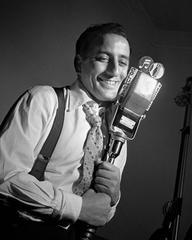 Tony Bennett, New York City, 1950