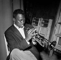 Miles Davis, Birdland, NYC, 1949