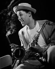 Dexter Gordon, New York, 1948