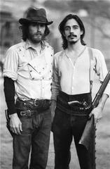 JD Souther and Jackson Browne