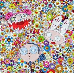 TAKASHI MURAKAMI Kaikai Kiki and Me: The Shocking Truth Revealed Limited edition