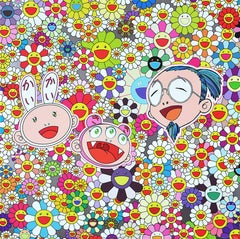 TAKASHI MURAKAMI: Kaikai Kiki and Me. Limited edition hand signed Pop, superflat