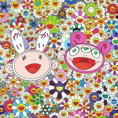 TAKASHI MURAKAMI: Kaikai Kiki and Me:  Lots of Fun. Limited edition hand signed