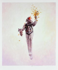 JEREMY GEDDES: Foundation - Archival pigment print. Hyperrealism, Surrealism