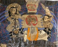 Folk Art Mixed Media