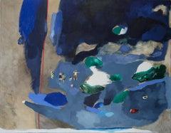 Change #4 - Hélène Duclos, 21st Century, Contemporary Figurative painting