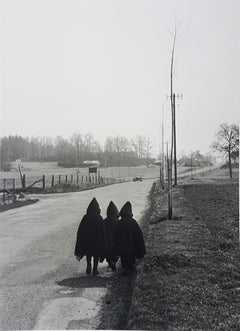 Lorraine - Willy Ronis, 20th Century, French Humanist Photography