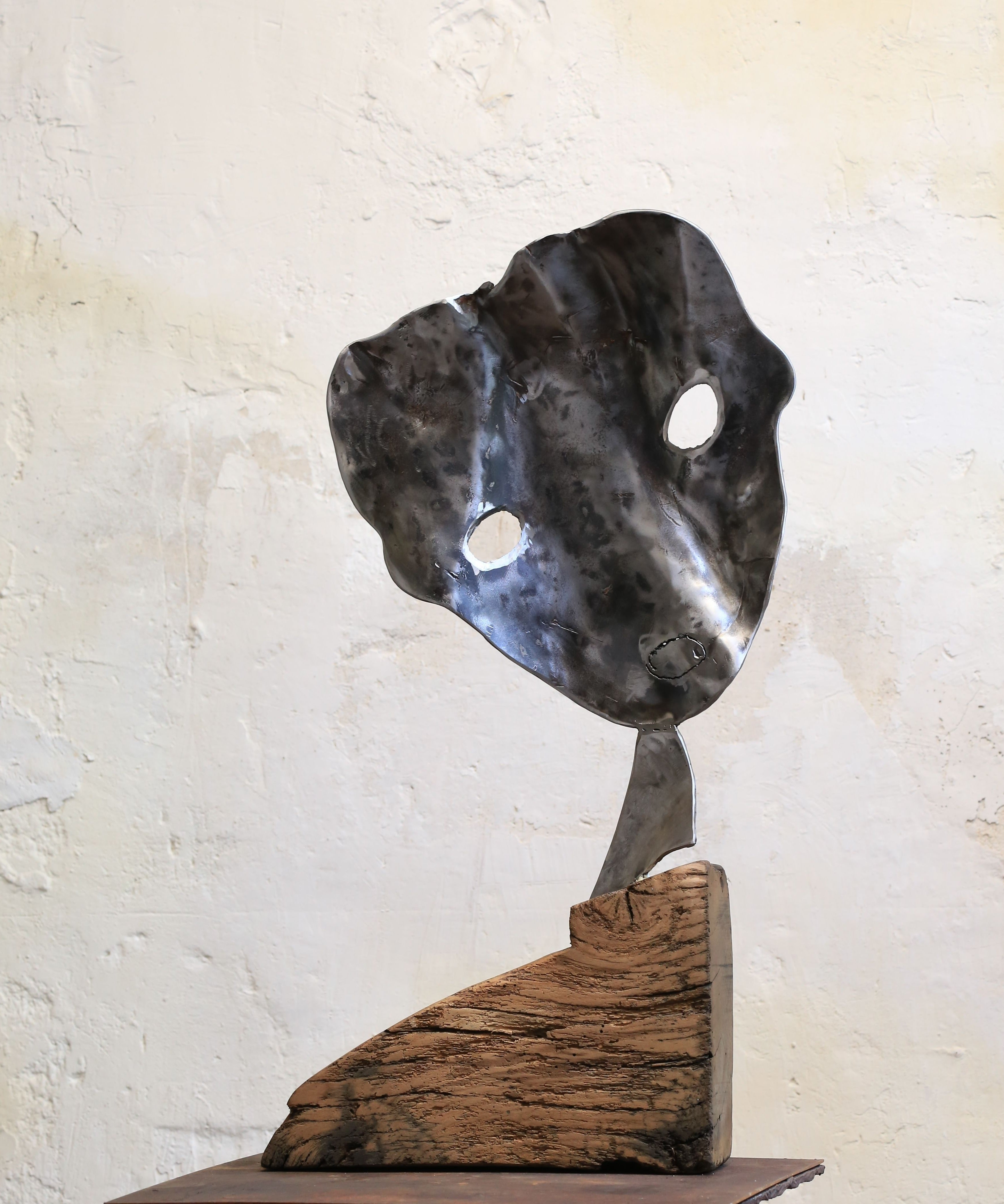 Sweet feeling - Haude Bernabé, 21st Century, Contemporary metal sculpture