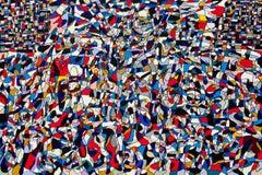 Albrecht Behmel, Thanos, Acrylic and Ink on Canvas
