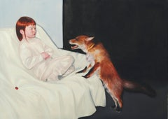 The First (Girl with the Fox)