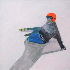 Untitled (Ski Racer)