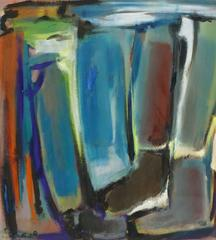 French Abstract - Jeu de Pieds (Footwork)