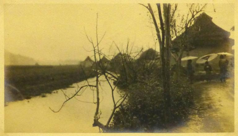 Unknown Landscape Photograph - Japanese Picturalism