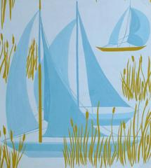 Sailboats & Cattails