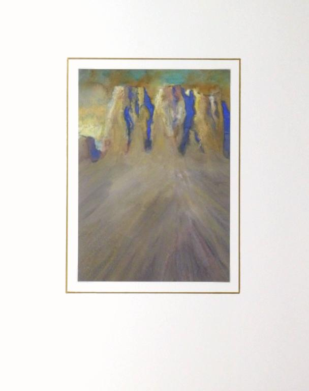 Desert Landscape Painting For Sale 1