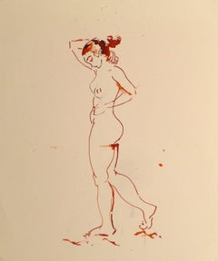 Red Ink Nude