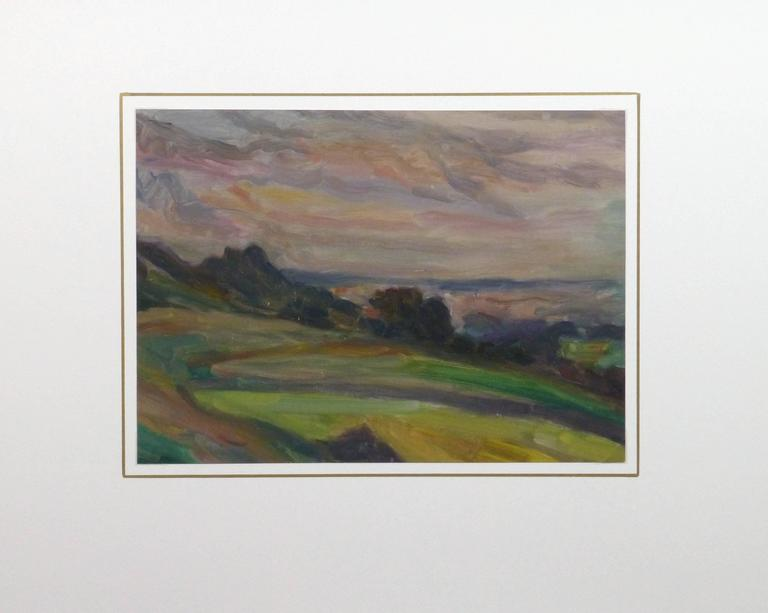 Picturesque Landscape Painting For Sale 3