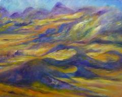 French Pastel  - Desert Terrian
