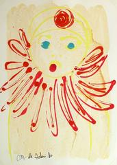 French Abstract - Le Clown