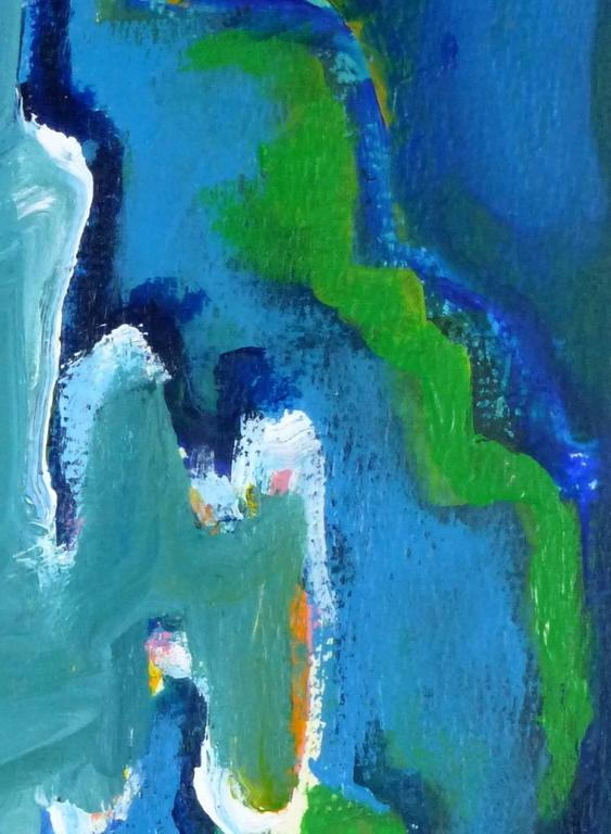 Gradués Abstract Painting For Sale 1