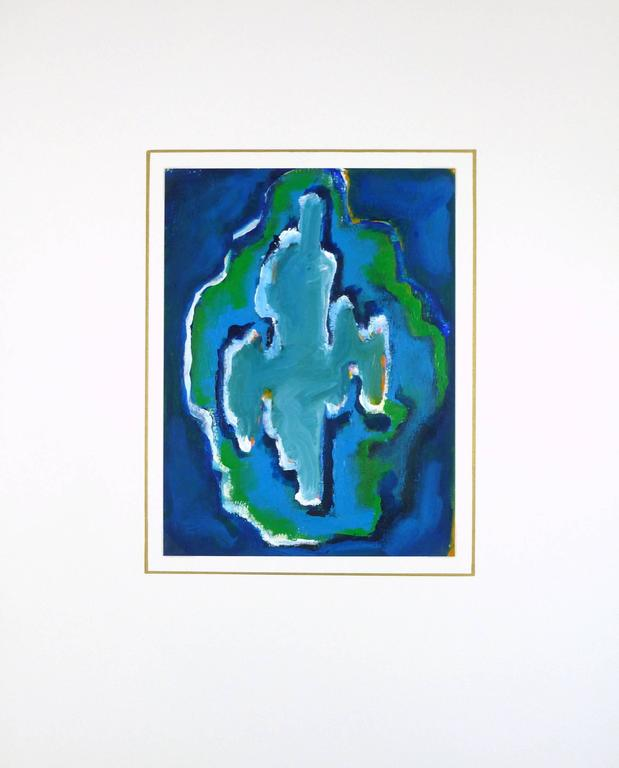 Gradués Abstract Painting For Sale 3