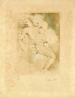 Nude by Leonor Fini