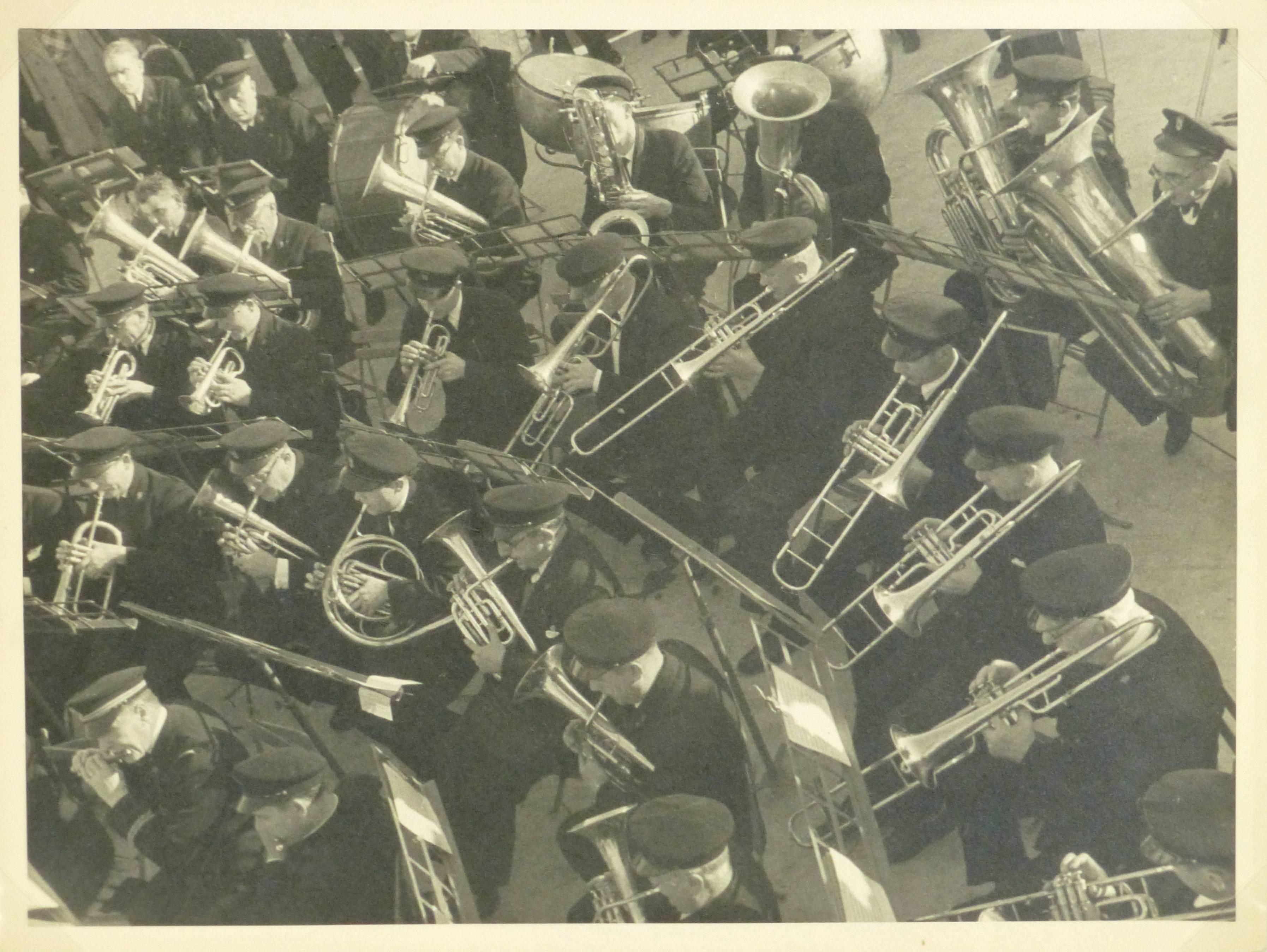 Band, Silver Gelatin Photo