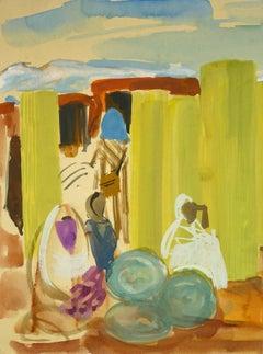 African Women in Market