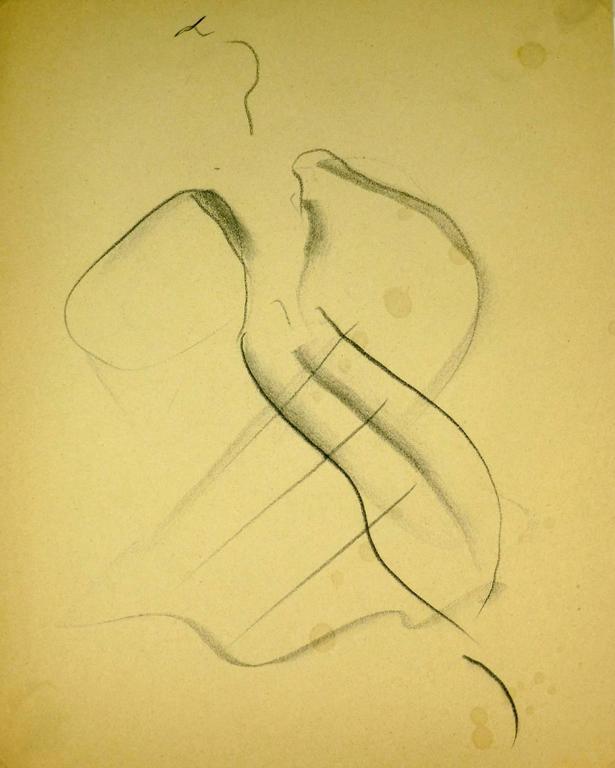 Gesture Drawing Dancer