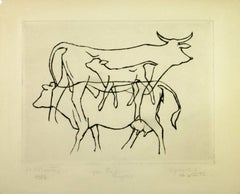 Outline of Cattle