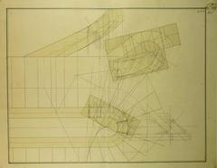 Drafting Style Architectural Drawing