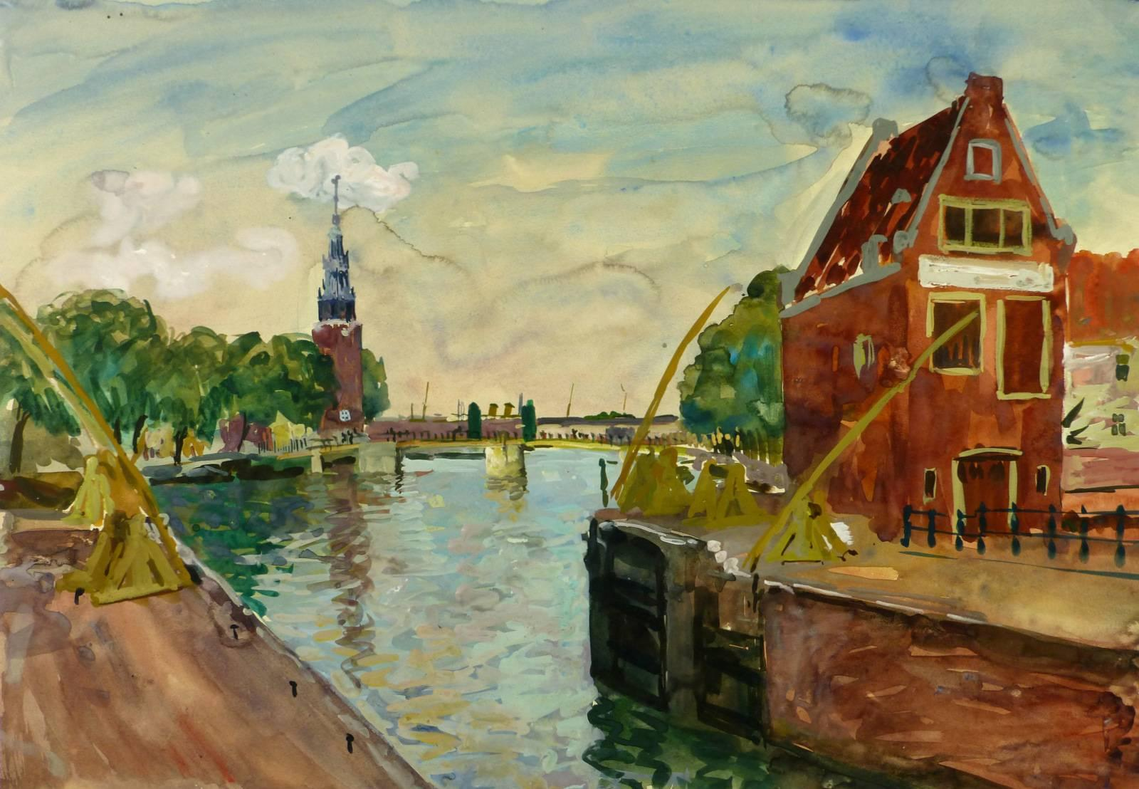 Belgium Docks