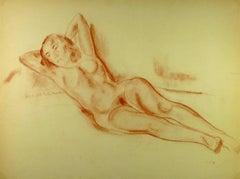 Sanguine Nude Female