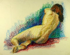 French Nude Drawing