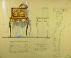 Furniture Drawing