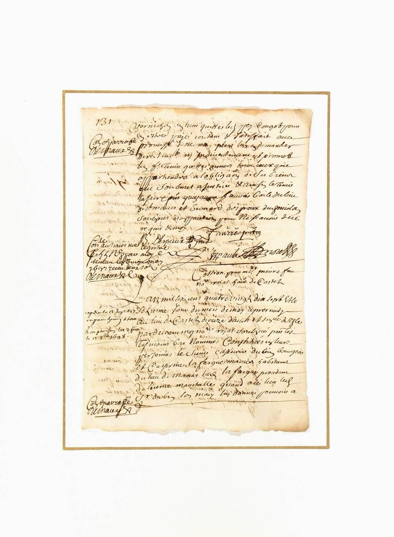 Winemakers Manuscript For Sale 1