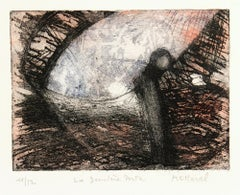 Abstract Etching - La Dernière Porte (The Last Door)