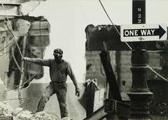 Vintage American Silver Gelatin Photo