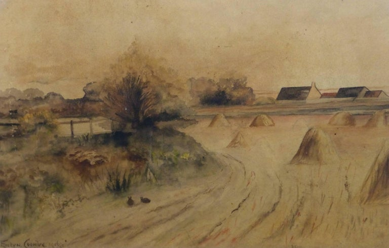 Evelyn Coombe Landscape Art - Low Country