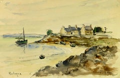 French Watercolor - Brittany