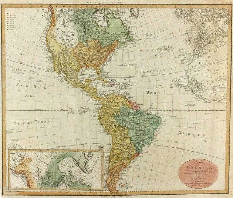 Louisiana Purchase Map, 1804