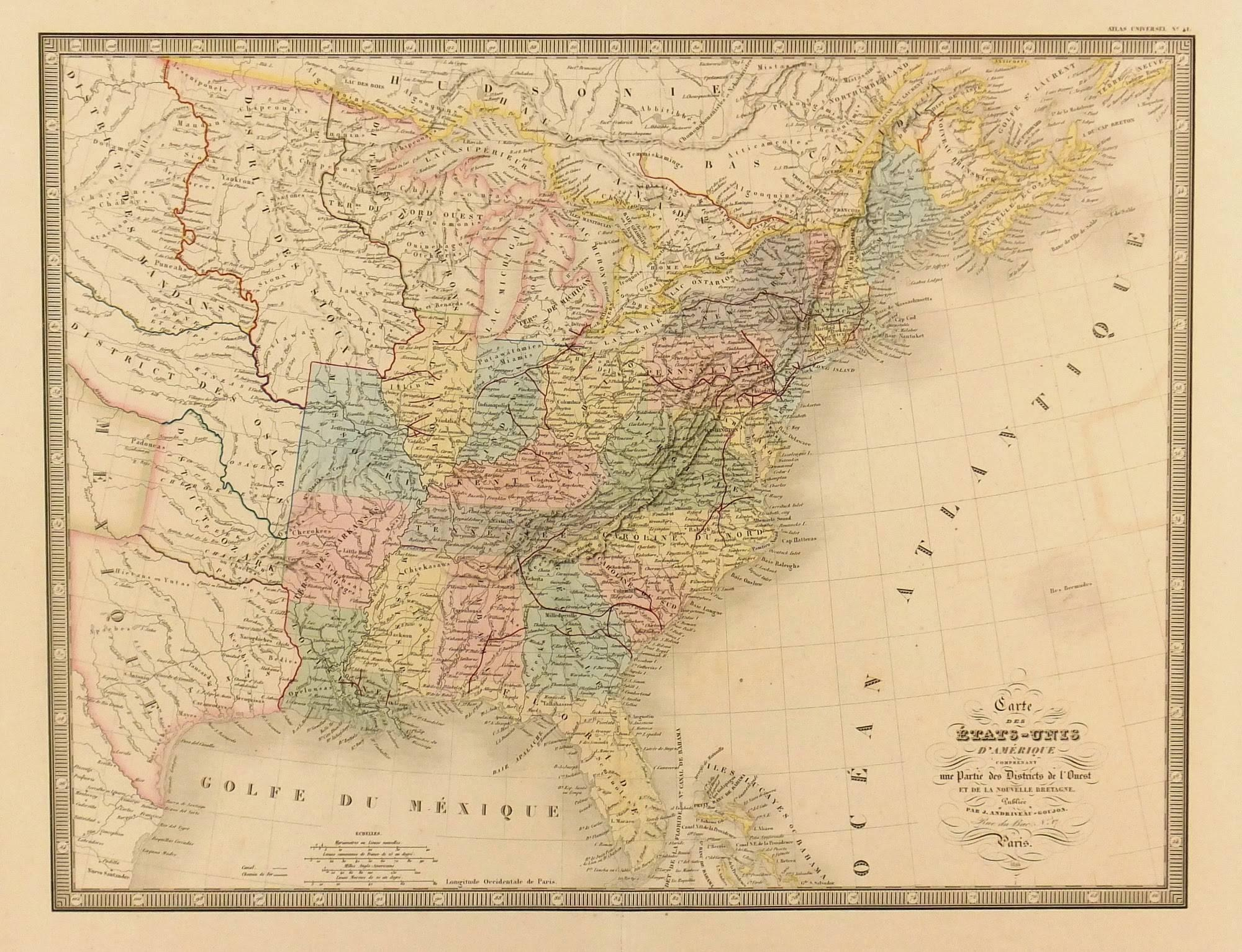United States, 1844