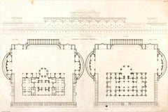 Architectural Engraving, 1800