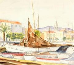Mediterranean Wharf