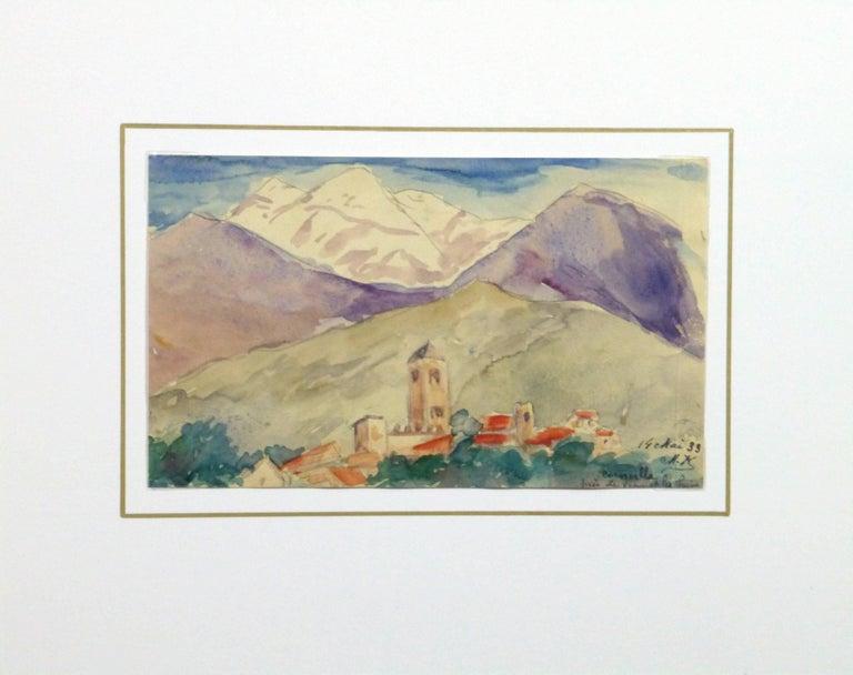 Kessler Painting White Marsh