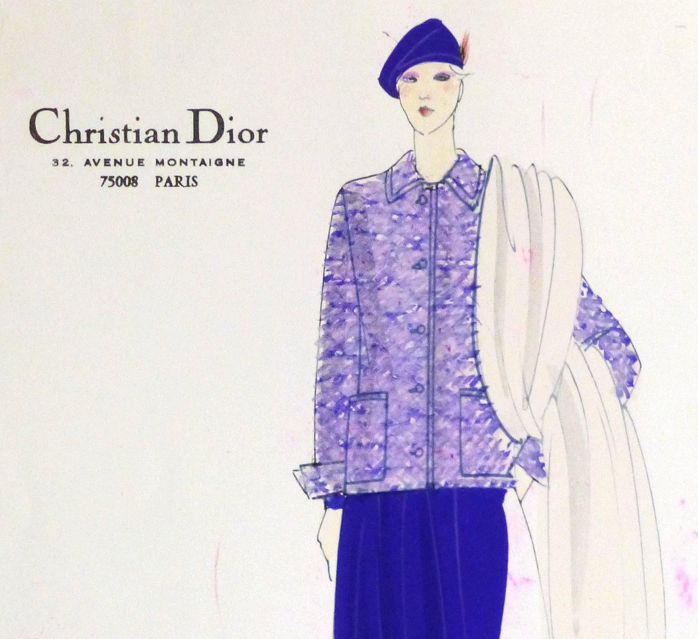 dior fashion sketch wwwimgkidcom the image kid has it