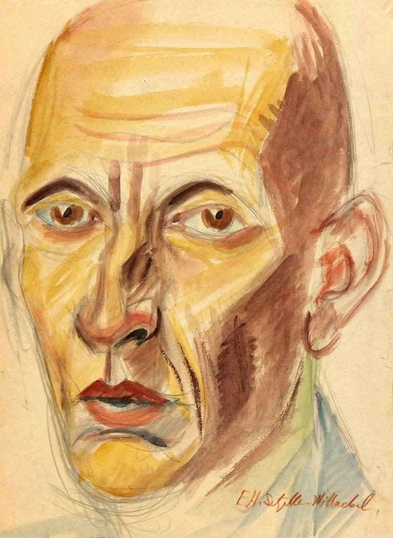 Portrait of a Man - Art by Unknown
