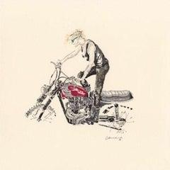 Moto Lady R