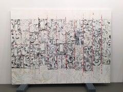RICHMOND BURTON STUDIO SEQUENCE, 2007 Oil on canvas