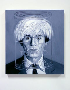 ANDRE VON MORISSE, Meeting Andy Warhol - The Inability of meeting someone famous
